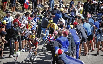 Chris Froome's Perfect (Social Media) Performance at Tour de France